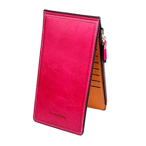 Noedy Womens Organizer Wallet Zipper product image