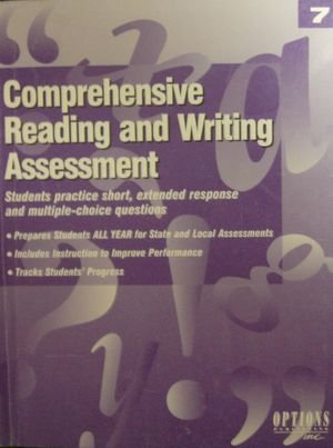 Comprehensive Reading and Writing Assessment Level 7 pdf