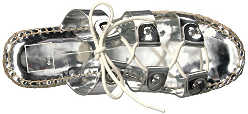 Vita Sandal Women Vana Silver Dolce Leather Espadrille pqnZwZdxa