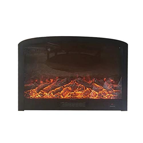 Cheap Liu Weiqin Electric Fireplace Simulation Flame/Electronic Fireplace core Wall Hanging Embedded Heat Method Black Friday & Cyber Monday 2019