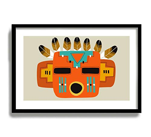 Arvier Hopi Kachina Doll Southwestern Decor Native for sale  Delivered anywhere in Canada