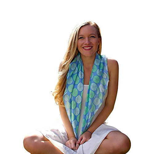 SummerTies Sand Dollar Scarf - 34