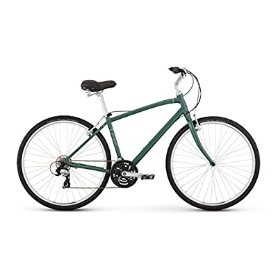 Raleigh 2018 Detour 1 Comfort Bike Green (XL)