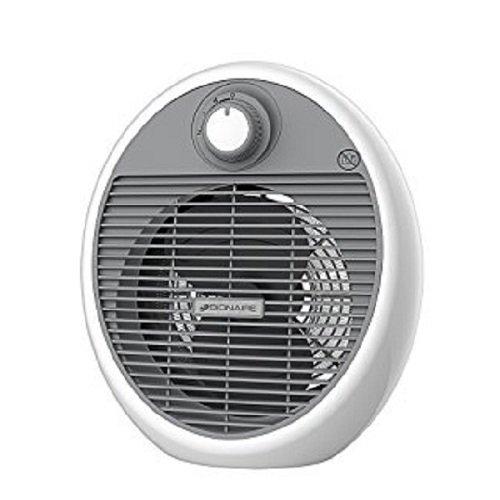 Bionaire Fan Heater 2 Heat Settings and Fan-only Setting 2kW Ref BFH002