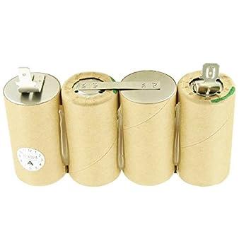 ORIGINAL Accu ® batterie 4.8 v 3000 mah pour Vileda Ultramat Electro Système