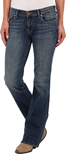 Lucky Brand Women's Sweet N Straight Jean,Tanzanite,28x32 by Lucky Brand (Image #3)