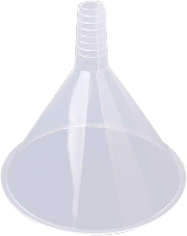 Mariisay Embudo Transparente De Plástico De 150 Mm Colador Triangular Grande Tolva Reutilizable Durable Accesorios De Cocina Gadgets De Cocina Venta Inicio Uso Diario Producto