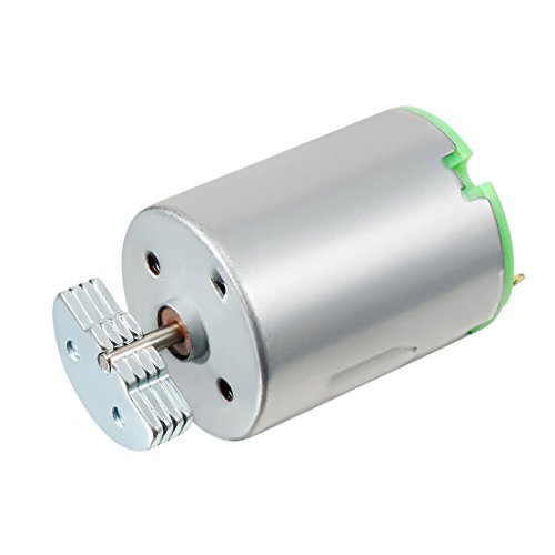 2d3b7d1b67ae5 uxcell Vibration Motor DC 12V 6800RPM 2 Terminals Electric Vibrating ...
