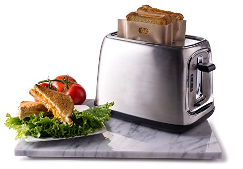 Quiseen Sandwich Toaster Toast Bags product image