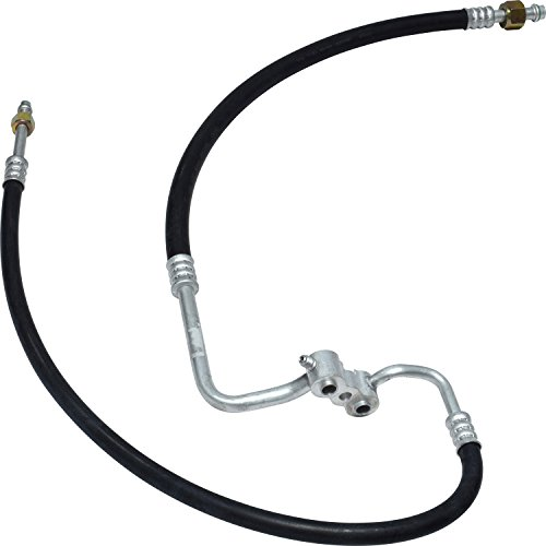 Air Conditioner Corvette (Universal Air Conditioner HA 112094C A/C Manifold Hose Assembly)