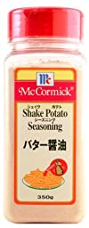 Yuki MC potato seasoning butter soy sauce 350g