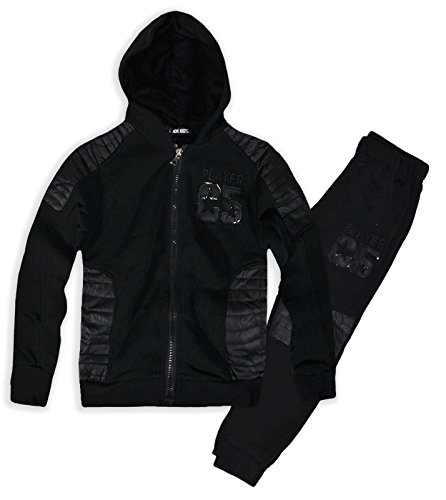 Generic Boys Leather Piece Tracksuit