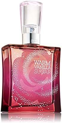 Bath and Body Works Warm Vanilla Sugar Signature Collection Eau De Toilette 2.5 Ounce
