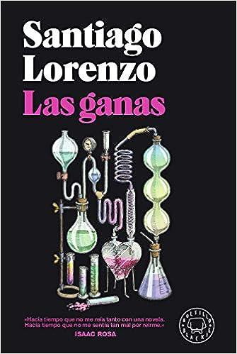 Las ganas de Santiago Lorenzo