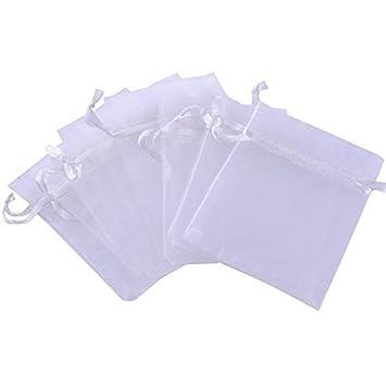 Amazon.com: Rina s Garden Organza Favor Bags – 3