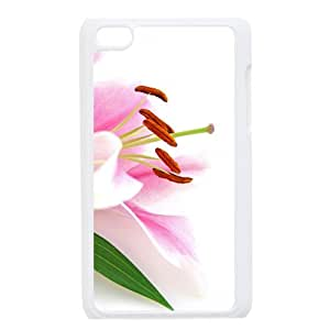 Custom Flowers Cover Case for Ipod Touch 4th IP-110