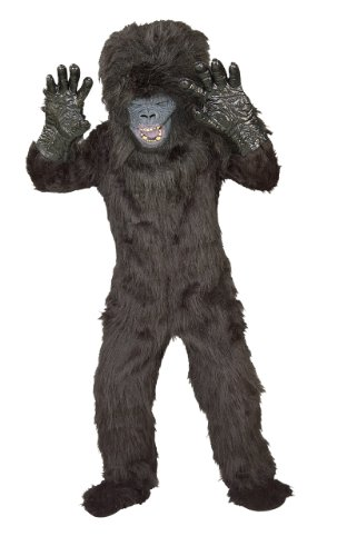 Child Gorilla Costume (Gorilla Costumes Child)