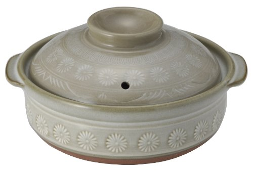 Japanese Style Clay Pot