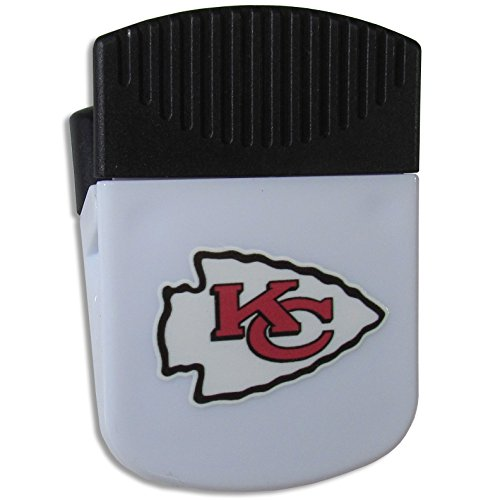 Siskiyou NFL Kansas City Chiefs Chip Clip Magnet - Kansas City Chiefs Clip