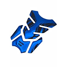 TKspeed Motorcycle Tank Gas Protector Pad Sticker Decal for BMW F650GS 2008-2012 BMW F800GS/Adventure 2008-2016 F800R 2009-2016 F800GT 2013-2016 F800ST 2006-2015 F800S 2006-2014 (A04#)