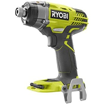 Ryobi ZRP237 ONE+ 18V Cordless Lithium-Ion 1/4 in. 3-Speed Impact Driver (Bare Tool) (Certified Refurbished)