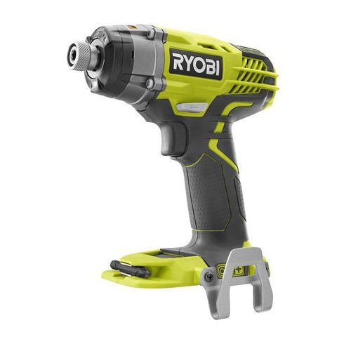 Ryobi ZRP237 ONE+ 18V Cordless Lithium-Ion 1/4 in. 3-Speed Impact Driver (Bare Tool) (Certified Refurbished) by Ryobi