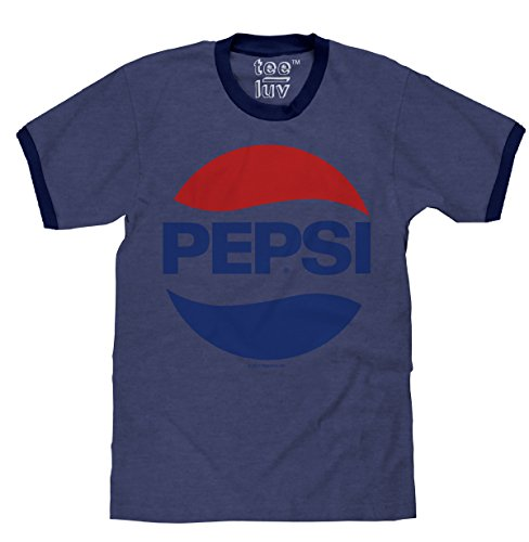 Tee Luv Pepsi Ringer T shirt product image