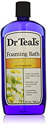 Dr. Teal\'s Foaming Bath, Chamomile, 34 Fluid Ounce