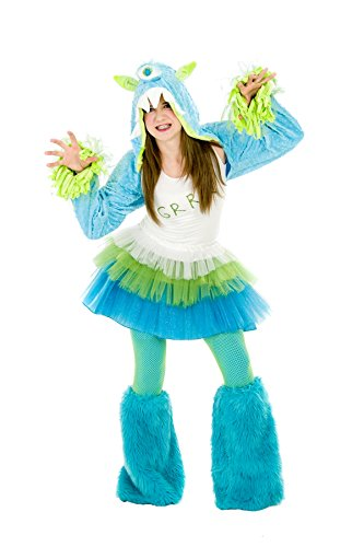 Princess Paradise Tween GRR Monster Costume Set, Multicolor, One - Wings Fairy Princess Jeweled