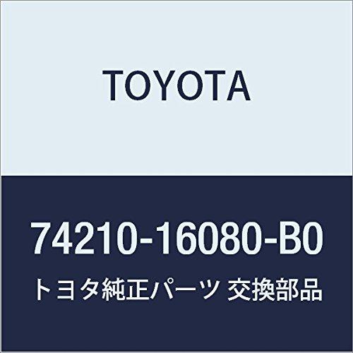 TOYOTA 74210-16080-B0 Armrest Assembly