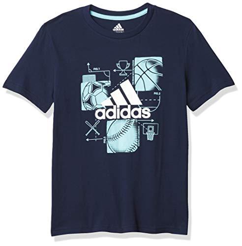 adidas Boys' All Sports T-Shirt
