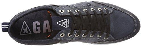 Gaastra Mannen Bayline Dmt M Sneaker Blauw (marine)