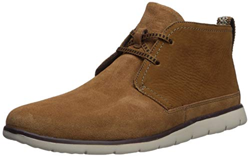 - UGG Men's Freamon Waterproof Chukka Boot, Chestnut, 10.5 Medium US