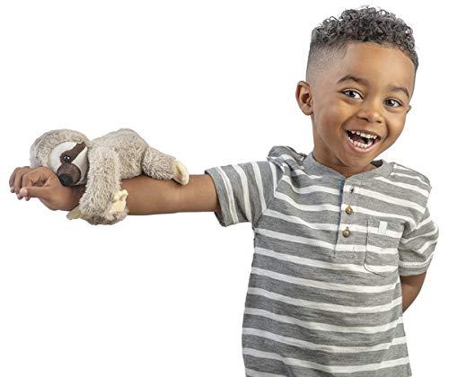 8 inch Ganz Slap Pals Hugging Sloth Plush Toy