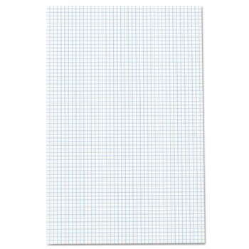 Ampad Quadrille Pads, 11 x 17, White, 50 Sheets by Ampad