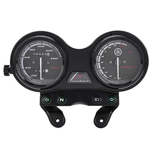 Duokon DC12V Motorcycle Odometer Speedometer 12000RPM LCD Odometer Speedometer for YBR 125:
