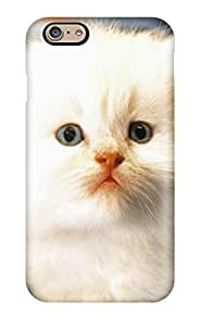 New Style Tpu 6 Protective Case Cover/ Iphone Case - Cute Cat