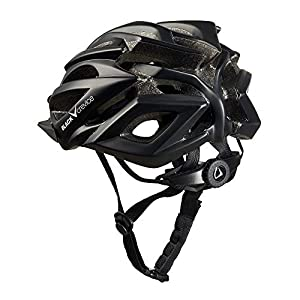 Black Crevice Unisex – Adult Bicycle Helmet
