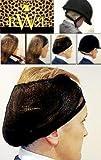 No Knot Hair Net Medium Brown