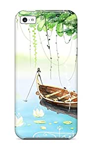 New Arrival Premium 5c Case Cover For Iphone (artistic Abstract Artistic)