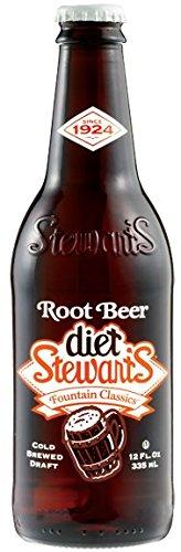 Stewart's Diet Root Beer 12 Oz (12 Pack) (Stewarts Orange Soda compare prices)