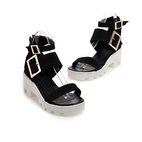 Sandales pour Sandales 1TO9 1TO9 Noir pour femme 1TO9 pour Sandales Noir femme femme Noir ESpqwBSt