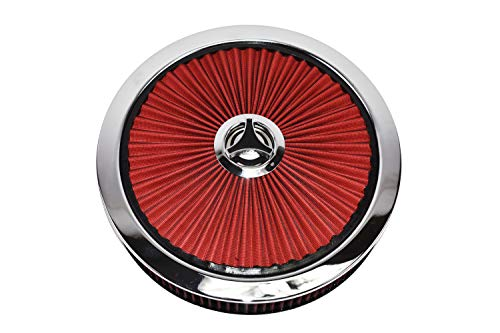 chevy 350 air cleaner cover - 4