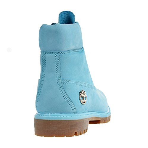 Timberland Mens 6 Premium Monocromatico Boot Blu
