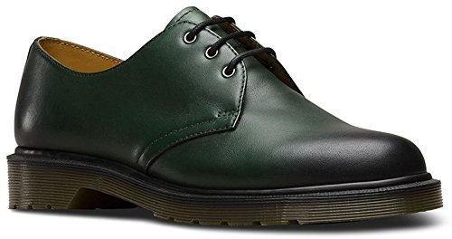 Dr. Martens 23989300, Scarpe Stringate Uomo Verde Green