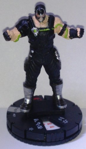Heroclix Batman: Arkham Origins #021 Bane with Character Card by WizKids for $<!--$21.77-->