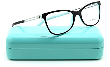 8d3357039536 Image Unavailable. Image not available for. Color: Tiffany & Co. TF 2151  Women Cat-Eye Eyeglasses RX ...