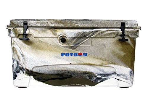 Fatboy 75QT Rotomolded Chest Ice Box Cooler Desert Camo by Fatboy