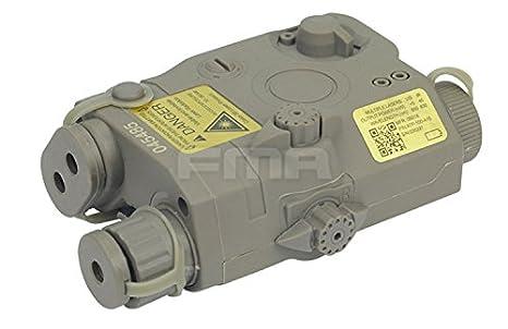 /Étui Uniquement FMA PEQ-15 LA-5 Etui factice pour /écran Tactique Airsoft AEG TB419 Pas pour Pile Longue