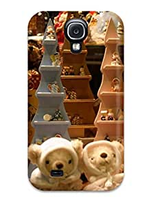 Hot Holiday Christmas First Grade Tpu Phone Case For Galaxy S4 Case Cover